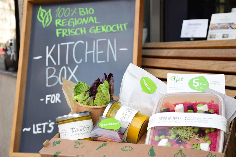 Yamm Kitchen Box
